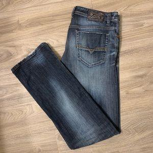 Men's Diesel Viker regular straight jeans